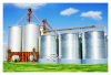 Galvanized Steel Silo for Grain Storage with Hopper Bottom