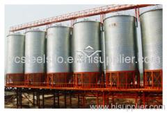 grain silo steel silos