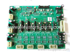 LG-Sigma Elevator Spare Parts PCB DPP-101 Communication Board