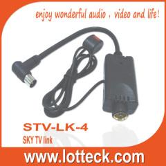 IEC(M) connector STV-LK-4 digital link system