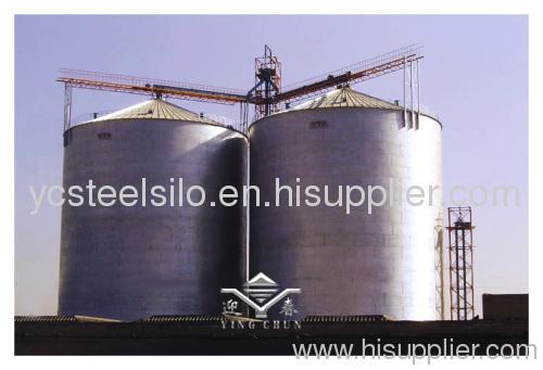 1000T Hopper Silo for Rice