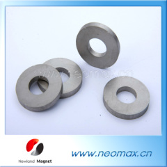 Ring magnet of SmCo