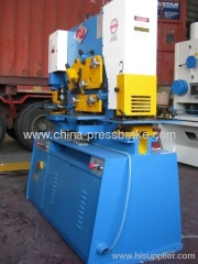 paper hydraulic punching machine