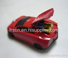 3d car wireless optical mini mouse for kids