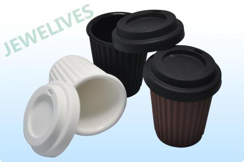 Food Grade Silicone & Rbber cup with Cover