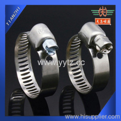 mini stainless steel hose clamps