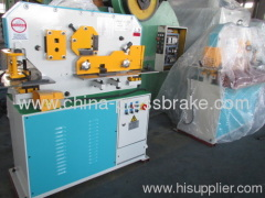 hydraulic iron-work machine s
