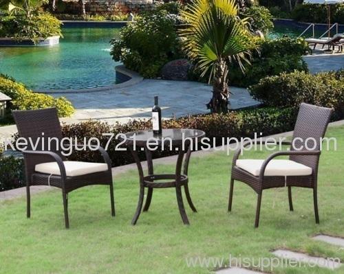 Outdoor Rattan Garden set