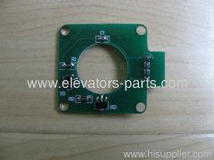 Thyssen piezas del elevador de puerta K200 encoder del motor piezas para ascensores nueva y original