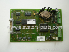 Thyssen Aufzüge Teile LMS1 Aufzug Teile PCB Original neu