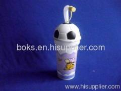children water cup with straw