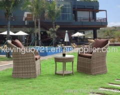 New Rattan Patio Furniture Set