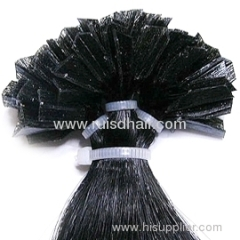 Natural Pre-Bonded Human Hair Extensions