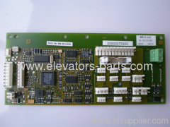 Thyssen lift spare parts MS2 pcb good quality
