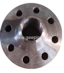ASME B16.5 high pressure welded neck flange manufacturer