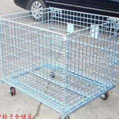 metal warehousing cage/foldbale warehousing cage