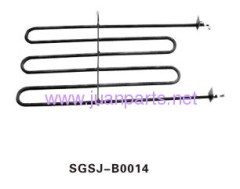 Electric heating elements for grill SGSJ-B0014