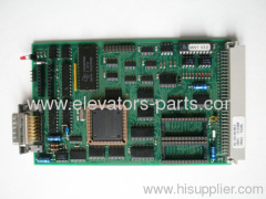 Thyssen Elevator Spare Parts MW1 V3.0 6510006680 PCB Display Board