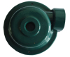 Metal Garden Circle Stationary Sprinkler