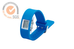 Silicone watch is Sport warch with rubber & silicone brands