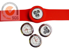 Promo Bracelets watch with digital in Silicone
