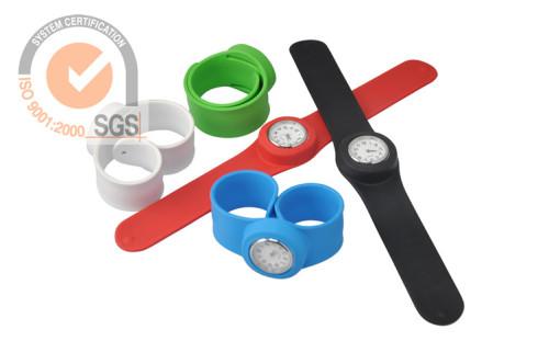 Fashion silicone watch straps ladies favorite