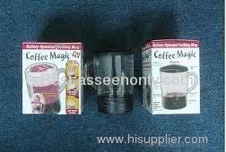 Coffee magic coffee mixer coffee mug coffee magic