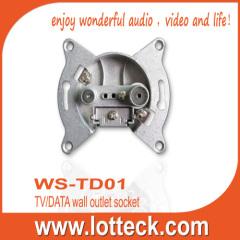 WS-TD01 87.5-862MHZ TV OPTICAL TRANSMITTER