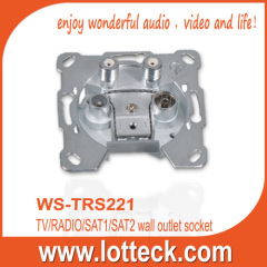 LOTTECK WS-TRS221 4 WAYS OPTICAL TRANSMITTER