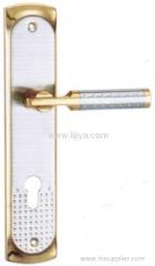 design door handle lock