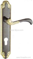 door handle lock fingerprint