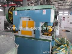 hydraulic punching and cutting machine