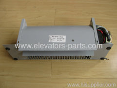 Elevator spare parts fan lift parts good quality