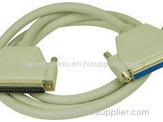 VGA Male 15Pin TO VGA Male 15Pin Multicores Computer Cable