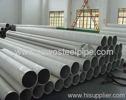 ASTM A53 GRB hot rolled seamless steel pipe