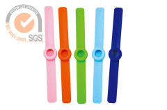 Colorful Silicone Strap Watch Promotinal