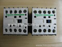 Schneider elevator spare parts contactor lift parts