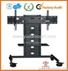 "Movable electric tv bracket ceiling mount for 30""-54"" screens"