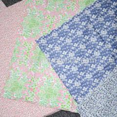 100%combed cotton poplin 133X72 40X40 spot printed