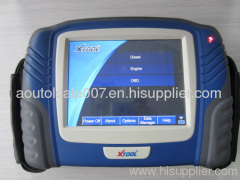 Xtool PS2 Professional Diagnostic Scanner for Trucks Original Heavy Duty Scanner Updated Online
