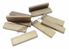 N35SH Phosphorization L23x6.95x2.3mm Neodymium Magnet Block