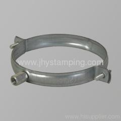 Peças de ventilação - braçadeira de tubo