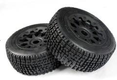 Rear Rovan Short Course truck tires