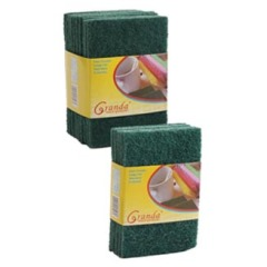 scouring pad abrasive scouring pad