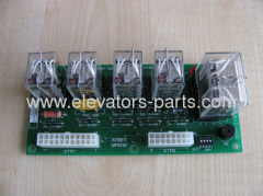 LG-OTIS LIFT Spare Parts DOR-210 PCB GOOD QUALITY