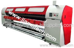 Konica KM512 H-Model Solvent Printer