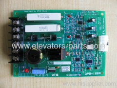 LG-Otis Elevator Spare Parts DPB-100A new and original lift parts pcb