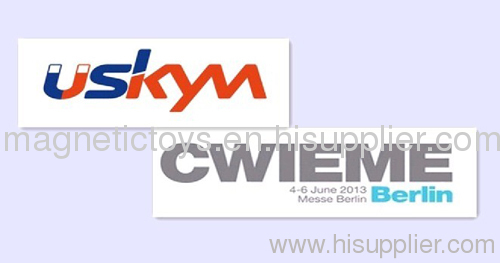 Sky Magnetech(Ningbo) Co.,Ltd will be at CWIEME Berlin 2013