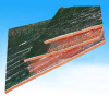 Energy saving XPE heat insulation sheet