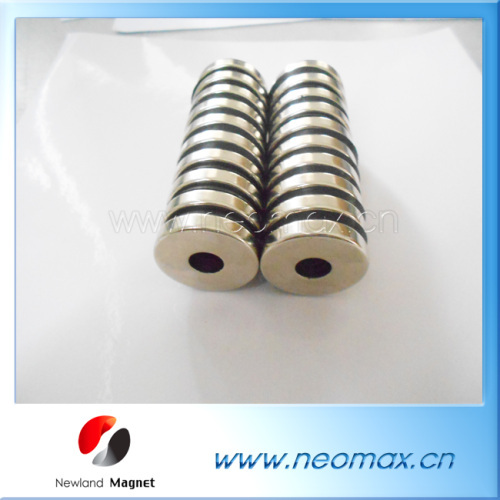 Strong Ring NdFeB Magnet